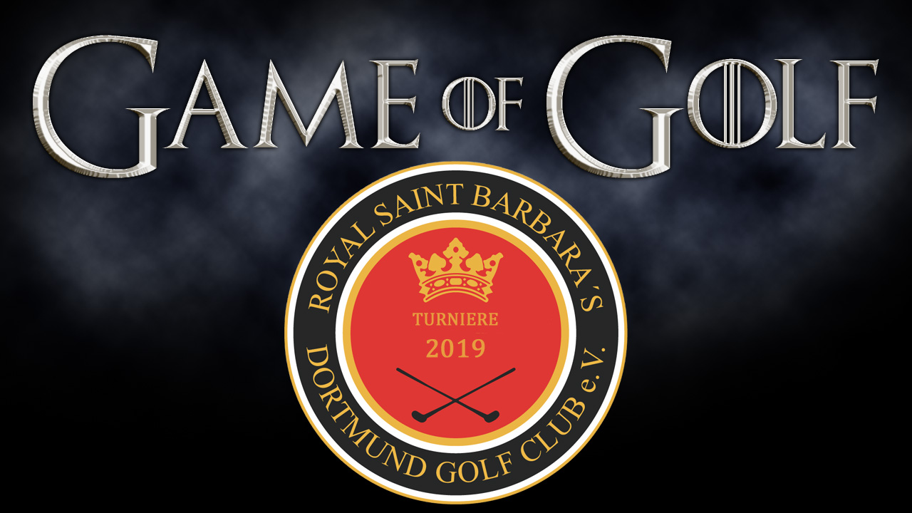 Game of golf turniere 2019 Thrones